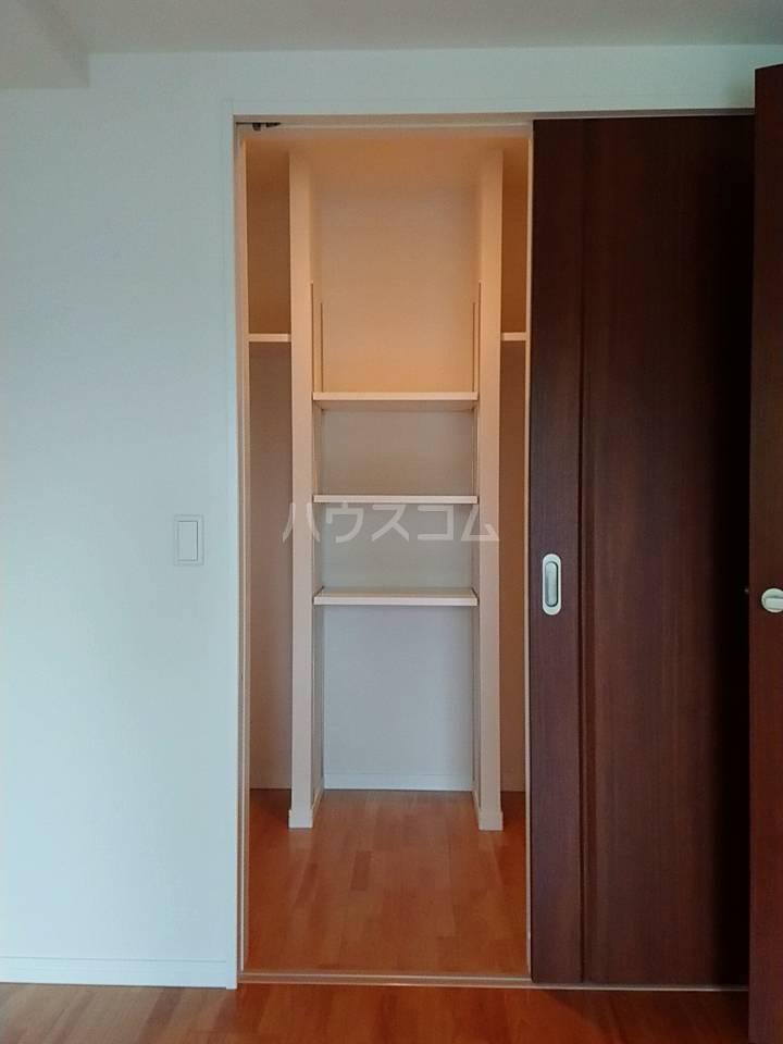 リソシエ花本 103号室の収納