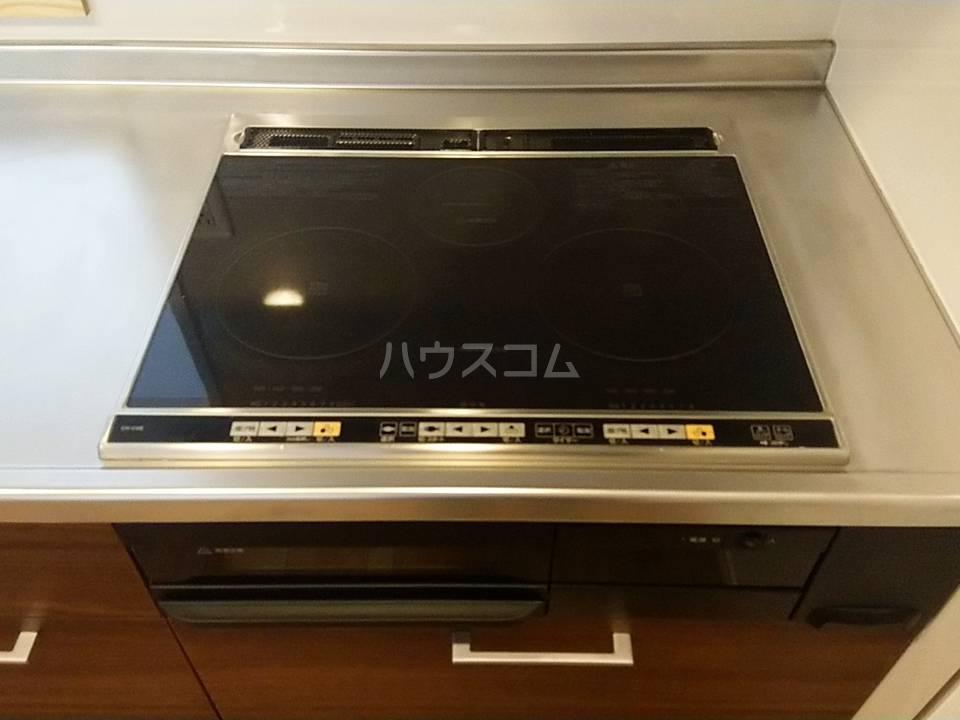 リソシエ花本 103号室のキッチン