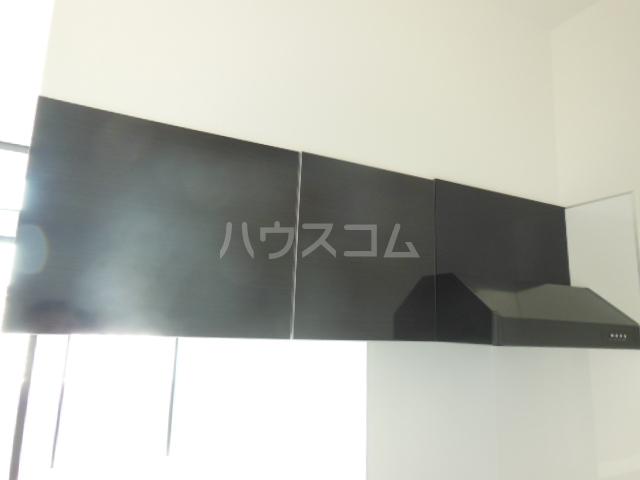 ヴィラ山之手 202号室のキッチン