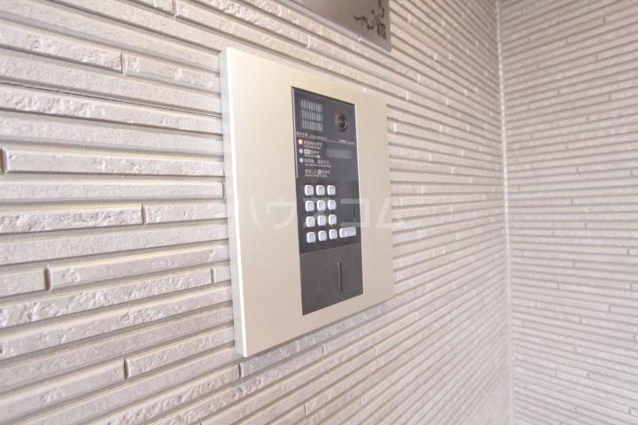 ディアコート 201号室のセキュリティ