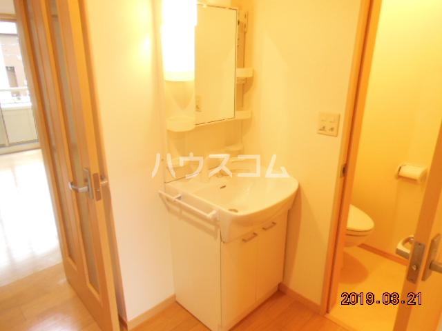 テラ・メゾン A棟 210号室の洗面所