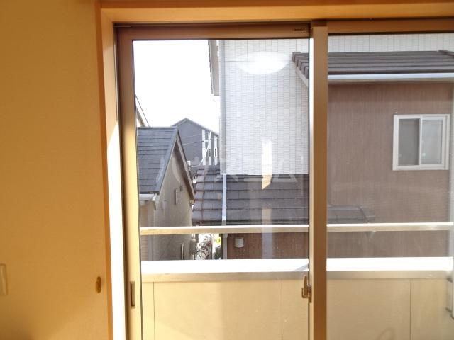 テラ・メゾン B棟 203号室の景色