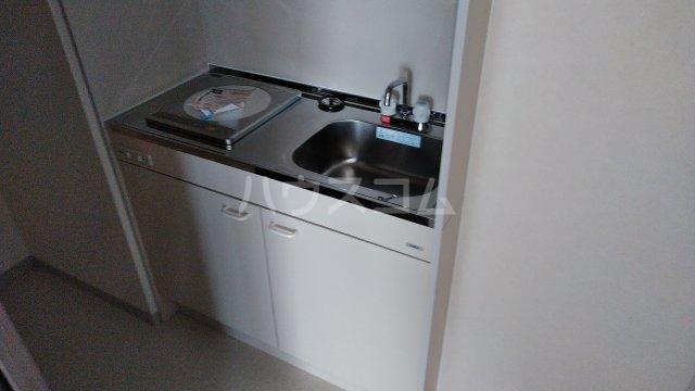 シャインスリービル 4F号室の洗面所