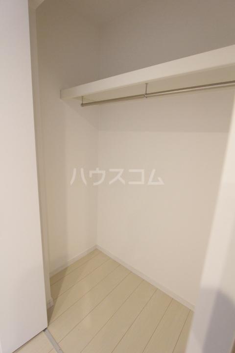 ル ロジュマン 303号室のバルコニー