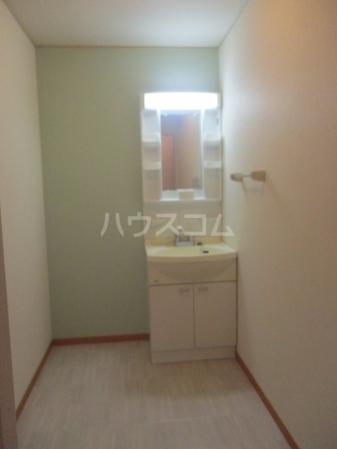 レジデンス大岡 102号室の洗面所