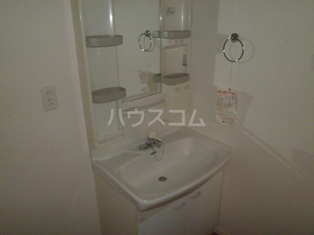ANSER 303号室の洗面所