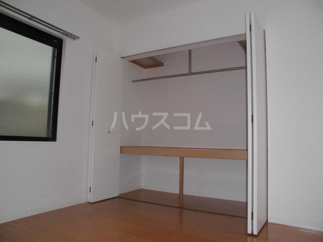 ANSER 303号室の収納