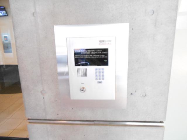 ARDEA 2002号室のセキュリティ