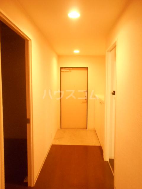 ARDEA 2002号室の玄関