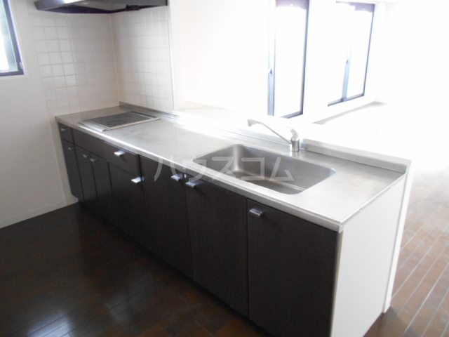 ARDEA 2002号室のキッチン