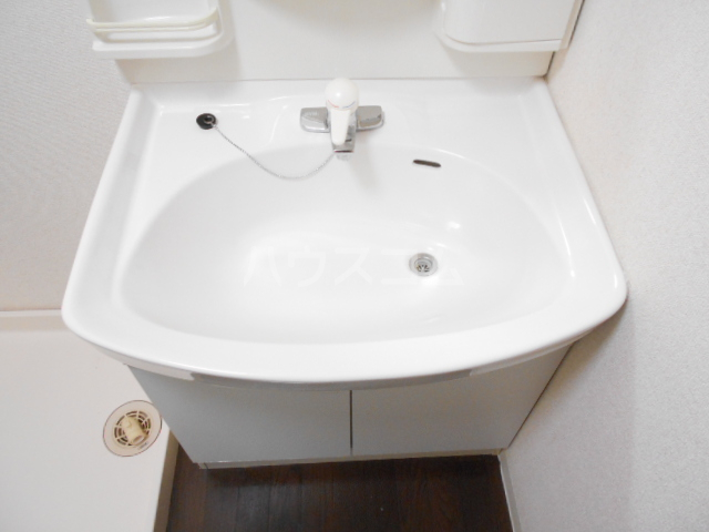 ARDEA 2002号室の洗面所