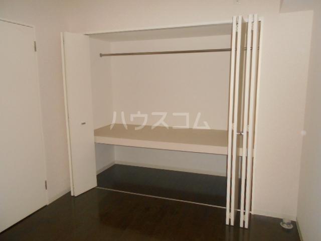 ARDEA 2002号室の収納