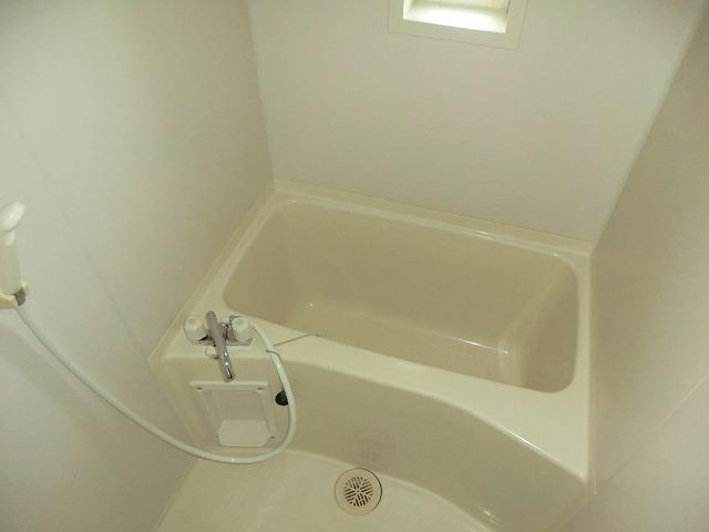 ハピネス緑 102号室の風呂