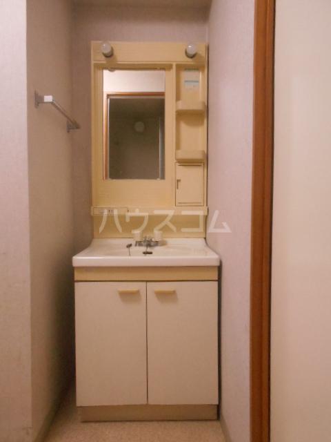 ソレイユ伊吹 101号室の洗面所