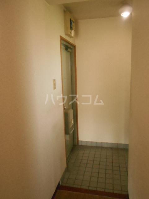ソレイユ伊吹 101号室の玄関