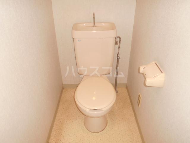 ソレイユ伊吹 101号室のトイレ