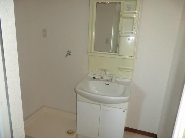 タウニー新安城B 202号室の洗面所