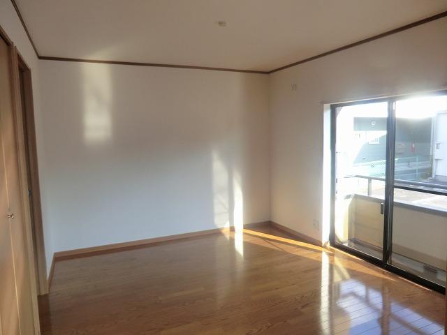 タウニー新安城B 202号室の居室