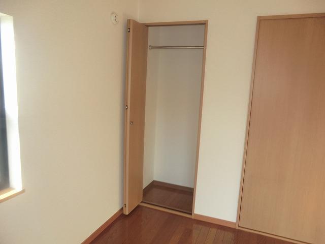 タウニー新安城B 202号室の設備
