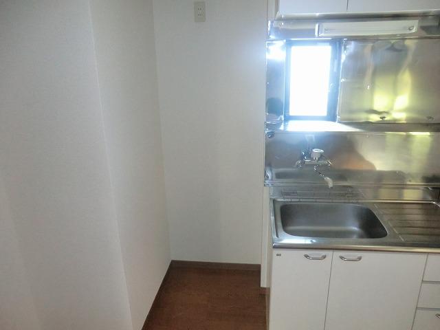 タウニー新安城B 202号室のキッチン