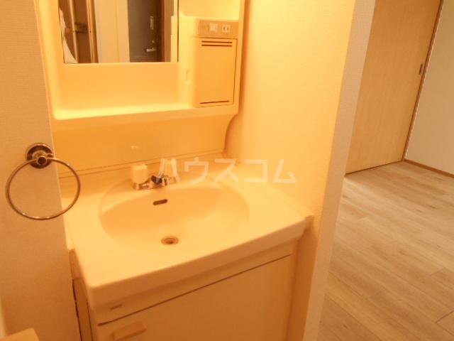 サマーブリーズⅠ 102号室の洗面所