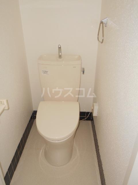 安城第22東海ビル 302号室のトイレ