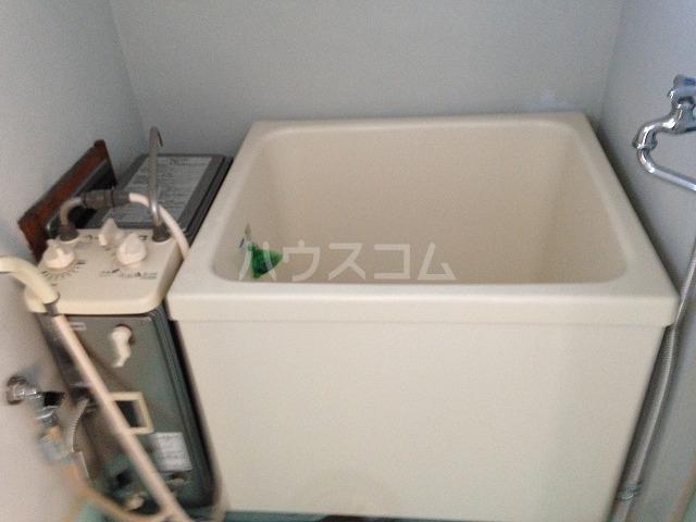 ハイツ若草 B棟 203号室の風呂