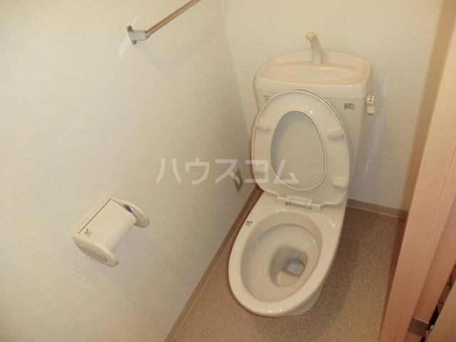 エクステージ 308号室のトイレ