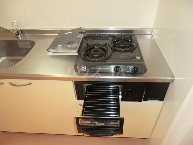エクステージ 308号室のキッチン