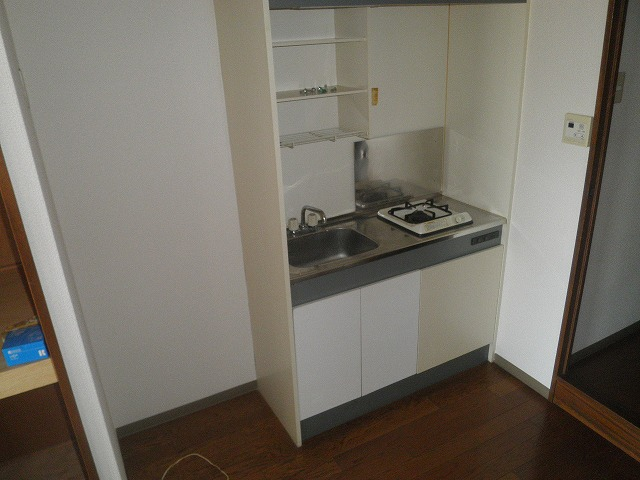 HIGASHIYAMA 306号室のキッチン