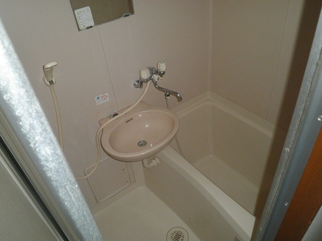 HIGASHIYAMA 306号室の風呂