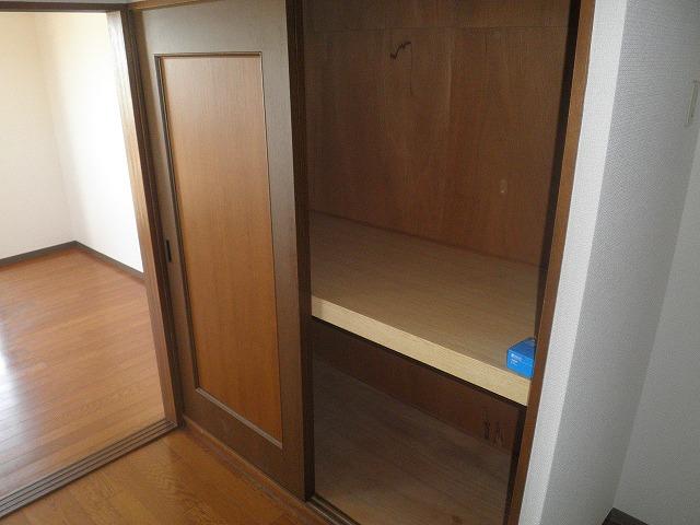 HIGASHIYAMA 306号室の収納