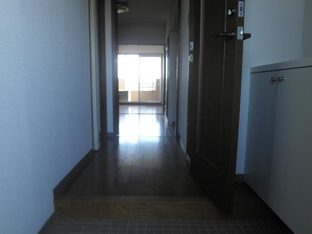 HIGASHIYAMA 306号室の玄関