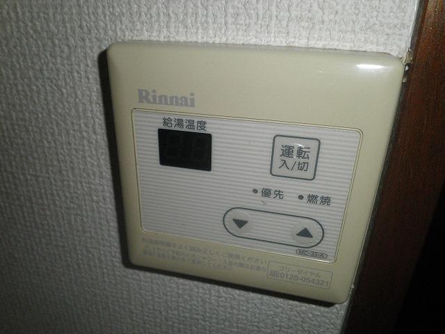 HIGASHIYAMA 306号室の設備