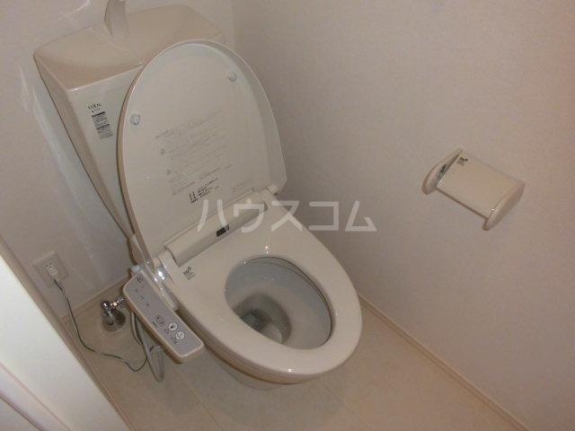 ソフィア大友 107号室のトイレ