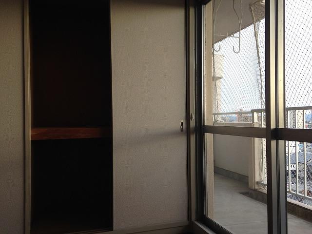 第二大嶽ビル 401号室の収納