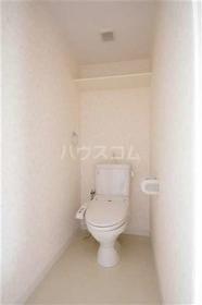 ボン・ナテュール 202号室のトイレ