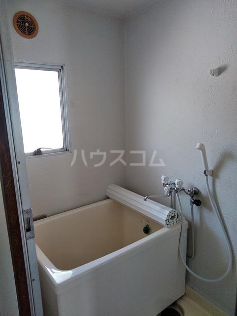 コーポあけぼの 201号室の風呂