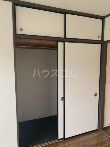 サンモール亀山 205号室の収納