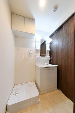 TIERRA安城 103号室の洗面所