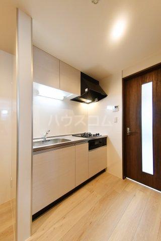 TIERRA安城 103号室のキッチン