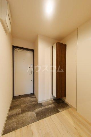 TIERRA安城 103号室の玄関
