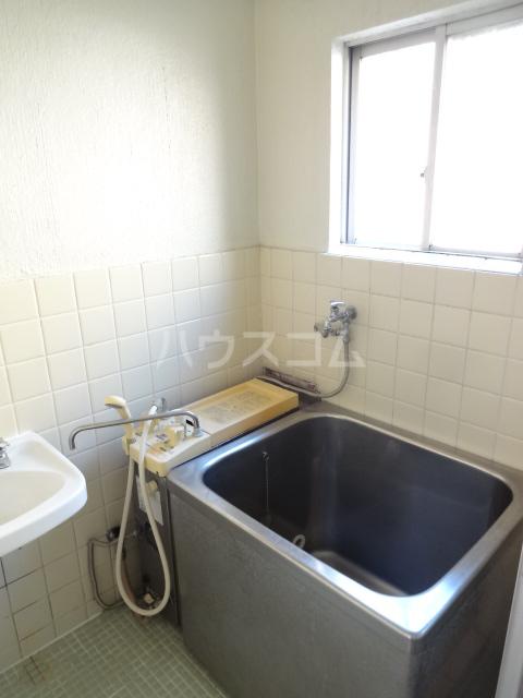 リバーハイム習志野台 130号室の風呂