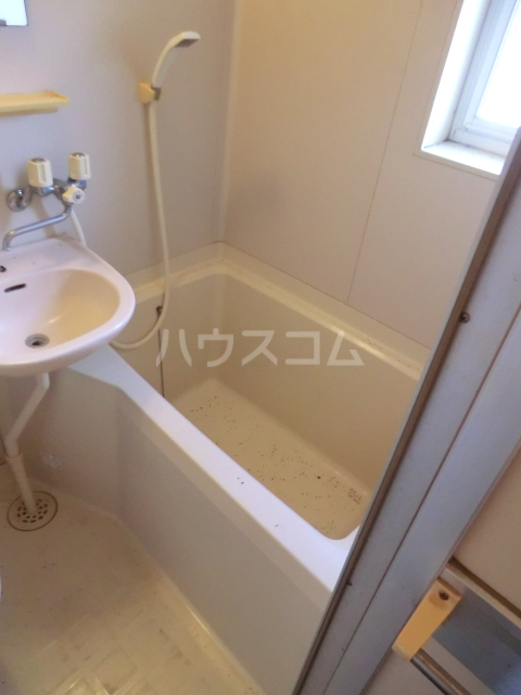 さくらハイツ1号館 105号室の風呂