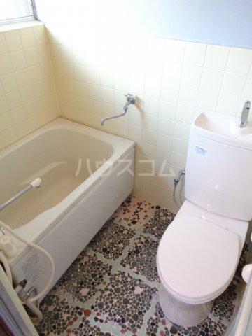 宇野コーポ 203号室の風呂