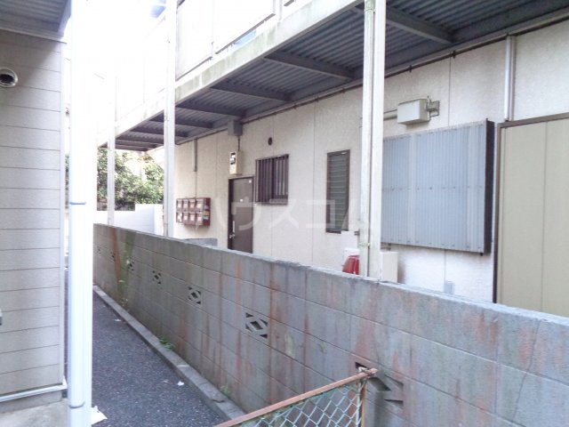 宇野コーポ 203号室の景色