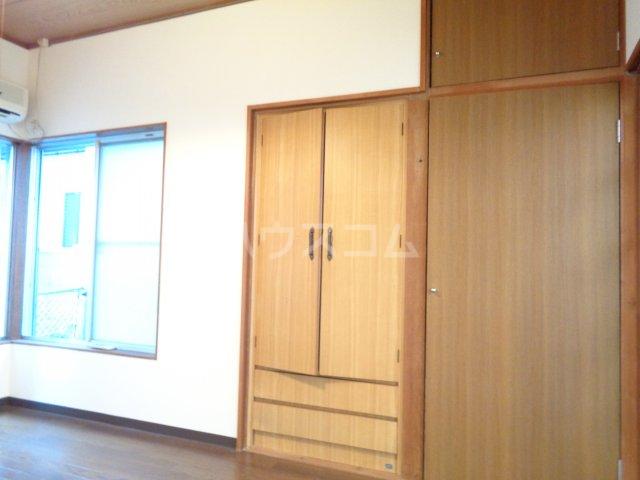 宇野コーポ 203号室の居室