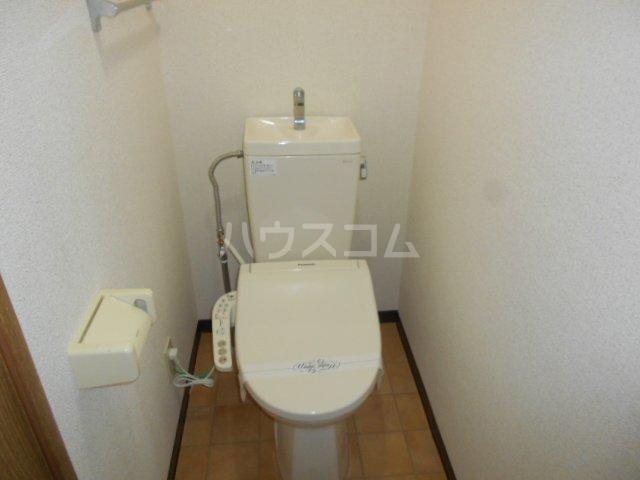 ポートランド南橋本弐番館 403号室のトイレ