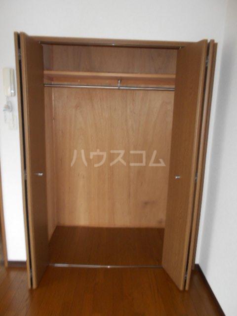 ポートランド南橋本弐番館 501号室の収納