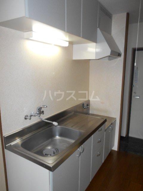 ポートランド南橋本弐番館 501号室のキッチン